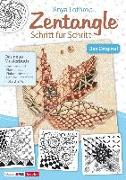 Cover-Bild zu Zentangle® Schritt für Schritt von Lothrop, Anya
