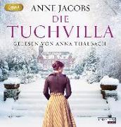 Cover-Bild zu Jacobs , Anne: Die Tuchvilla