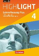 Cover-Bild zu English G Highlight, Hauptschule, Band 4: 8. Schuljahr, Lehrerfassung Plus, Mit Lösungen und Unterrichtshilfen kompakt von Thorne, Sydney
