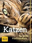 Cover-Bild zu Praxishandbuch Katzen
