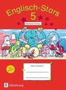 Cover-Bild zu Englisch-Stars, Allgemeine Ausgabe, 5. Schuljahr, Übungsheft Grammar Comics, Mit Lösungen von Thorne, Sydney