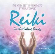 Cover-Bild zu Merlin's Magic (Künstler): Reiki