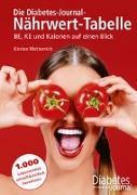 Cover-Bild zu Die Diabetes-Journal-Nährwert-Tabelle von Metternich, Kirsten