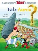 Cover-Bild zu Asterix latein 02 von Goscinny, René