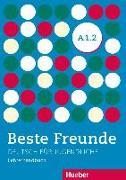 Cover-Bild zu Beste Freunde A1/2. Lehrerhandbuch von Balser, Aliki Ernestine Olympia