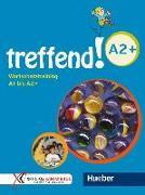 Cover-Bild zu treffend! A2+ - Wortschatztraining. Übungsbuch von Georgiakaki, Manuela