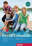 Cover-Bild zu Beste Freunde A1/2. Kursbuch von Georgiakaki, Manuela