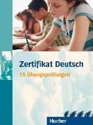 Cover-Bild zu Zertifikat Deutsch neu von Antoniadou, Christina