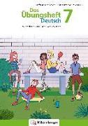 Cover-Bild zu Das Übungsheft Deutsch 7 von Drecktrah, Stefanie