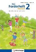 Cover-Bild zu Das Forderheft Deutsch 2 von Drecktrah, Stefanie