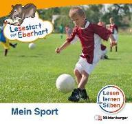 Cover-Bild zu Lesestart mit Eberhart - Mein Sport von Drecktrah, Stefanie