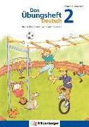 Cover-Bild zu Das Übungsheft Deutsch 2 von Drecktrah, Stefanie