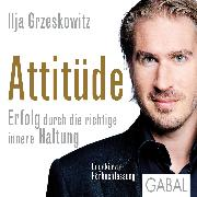 Cover-Bild zu Attitüde (Audio Download) von Grzeskowitz, Ilja