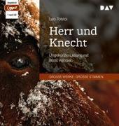 Cover-Bild zu Tolstoi, Leo: Herr und Knecht