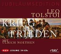 Cover-Bild zu Tolstoi, Leo N: Krieg und Frieden