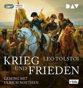 Cover-Bild zu Tolstoi, Leo: Krieg und Frieden (mp3-Ausgabe, ungekürzte Lesung)