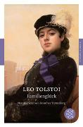 Cover-Bild zu Tolstoi, Leo: Familienglück