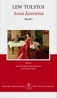 Cover-Bild zu Tolstoi, Lew: Anna Karenina (Kassette Bd. 1+2) - Anna Karenina