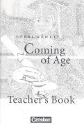 Cover-Bild zu Lorri Hewett: Coming of Age. Teacher's Book von Engel, Georg (Hrsg.)