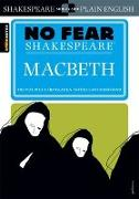 Cover-Bild zu No Fear Shakespeare. Macbeth von Shakespeare, William