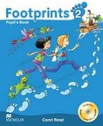 Cover-Bild zu Footprints 2 Pupil's Book Pack von Read, Carol