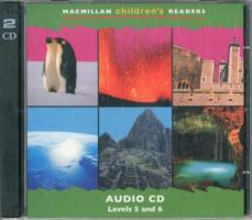 Cover-Bild zu Macmillan Children's Readers CD x2 Levels 5-6 von Read, Carol