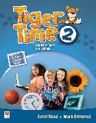 Cover-Bild zu Tiger Time Level 2 Student Book + eBook Pack von Ormerod, Mark