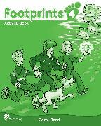 Cover-Bild zu Footprints 4 Activity Book von Read, Carol