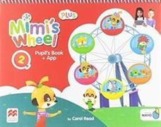 Cover-Bild zu Mimi's Wheel Level 2 Pupil's Book Plus with Navio App von Read, Carol