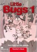 Cover-Bild zu Little Bugs 1 Teacher's Book International von Read, Carol