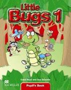 Cover-Bild zu Little Bugs 1 Pupil's Book International von Soberon, Ana