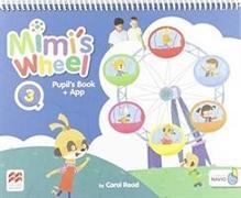 Cover-Bild zu Mimi's Wheel Level 3 Pupil's Book with Navio App von Read, Carol