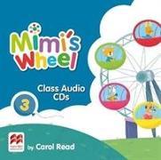 Cover-Bild zu Mimi's Wheel Level 3 Audio CD von Read, Carol