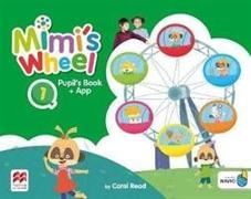 Cover-Bild zu Mimi's Wheel Level 1 Pupil's Book with Navio App von Read, Carol