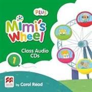 Cover-Bild zu Mimi's Wheel Audio CD Plus Level 1 von Read, Carol
