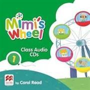 Cover-Bild zu Mimi's Wheel Level 1 Audio CD von Read, Carol