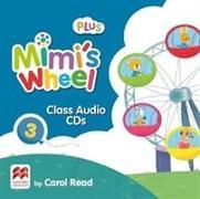 Cover-Bild zu Mimi's Wheel Audio CD Plus Level 3 von Read, Carol
