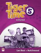 Cover-Bild zu Tiger Time Level 5 Activity Book von Read, Carol