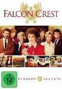 Cover-Bild zu Lorenzo Lamas (Schausp.): Falcon Crest - Die komplette 1. Staffel (4 Discs)