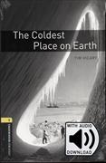 Cover-Bild zu Oxford Bookworms Library: Level 1:: The Coldest Place on Earth audio pack von Vicary, Tim