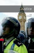 Cover-Bild zu Justice Level 3 Oxford Bookworms Library (eBook) von Vicary, Tim