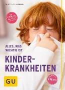 Cover-Bild zu Kinderkrankheiten von Keicher, Ursula