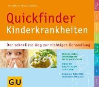 Cover-Bild zu Quickfinder Kinderkrankheiten (eBook) von Keicher, Ursula