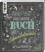Cover-Bild zu Frau Annika: Handlettering. Das große Buch der Schmuckelemente