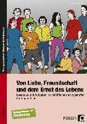 Cover-Bild zu Von Liebe, Freundschaft und dem Ernst des Lebens von Hasenbein, Barbara