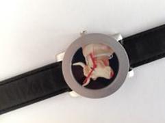 Cover-Bild zu Kuh-Uhr von Berchtold, Herbert