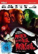 Cover-Bild zu Mord in der Rue Morgue von Jason Robards (Schausp.)
