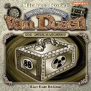 Cover-Bild zu Professor van Dusen, Folge 1: Eine Unze Radium (Audio Download) von Koser, Michael