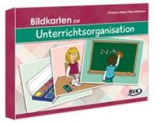 Cover-Bild zu Bildkarten zur Unterrichtsorganisation von Altgen, Christine