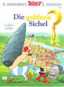 Cover-Bild zu Die goldene Sichel von Goscinny, René